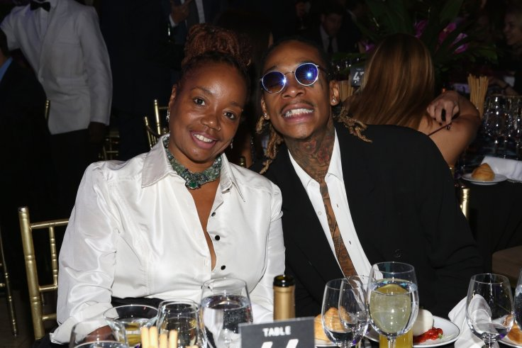 Wiz Khalifa and Katie 'Peachie' Wimbush