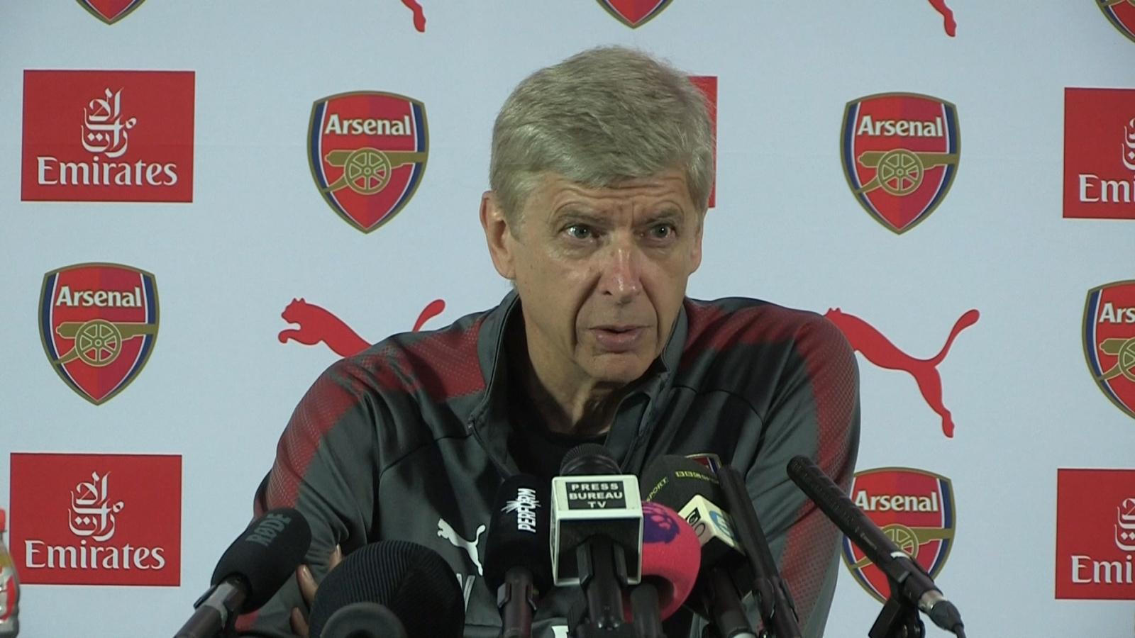 Wenger confirms Alexis Sanchez blow ahead of new Premier League season