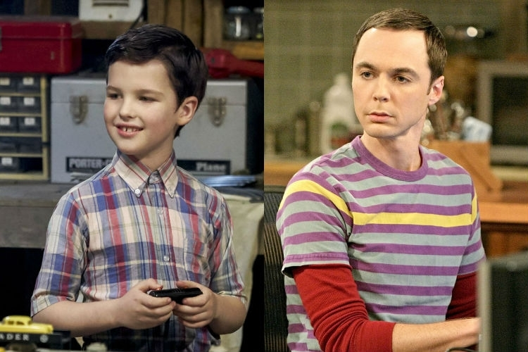 Big Bang Theory spin off Young Sheldon