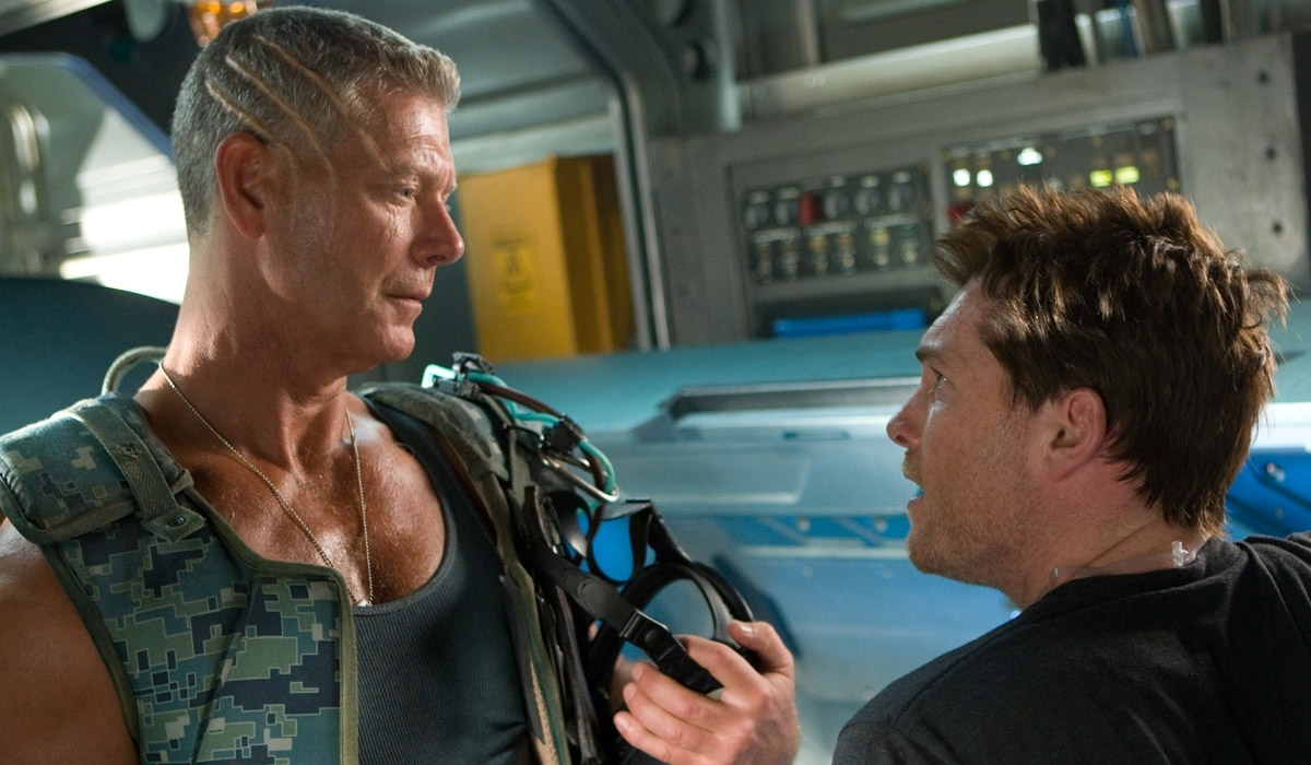 Avatar Stephen Lang Quaritch Jake