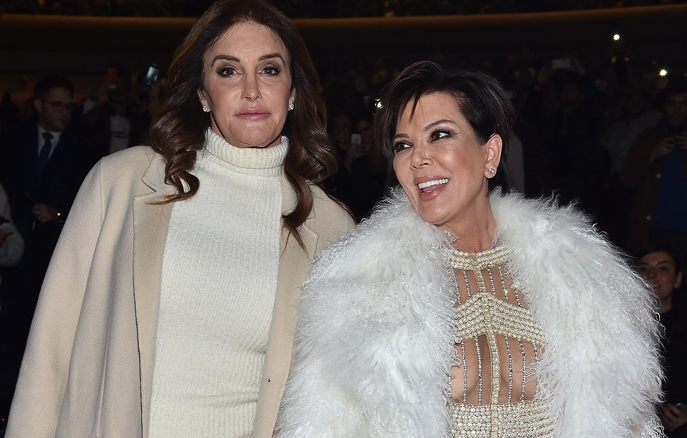 Caitlyn Jenner and Kris Jenner.