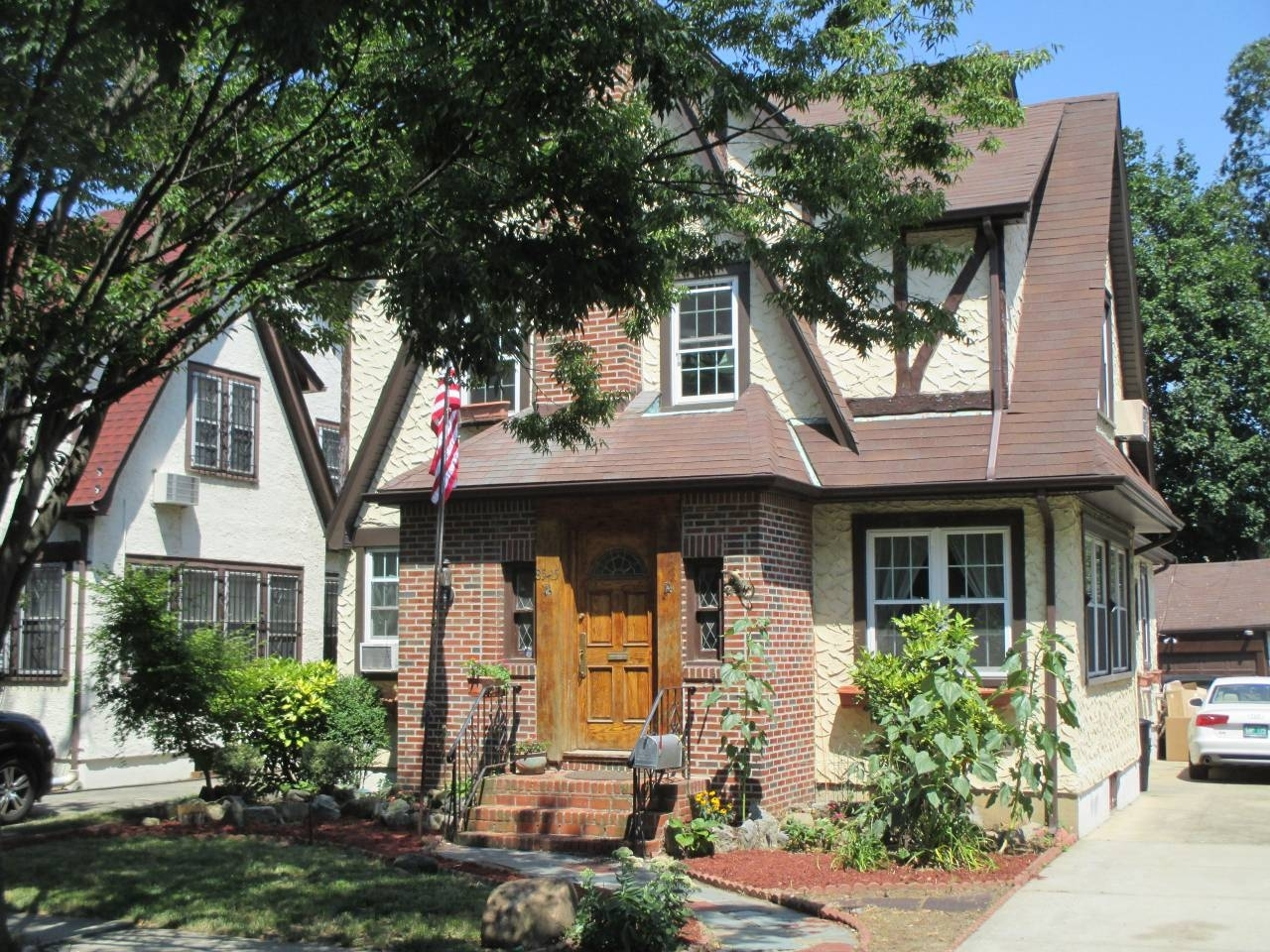 President Trump's childhood home up for rent on Airbnb