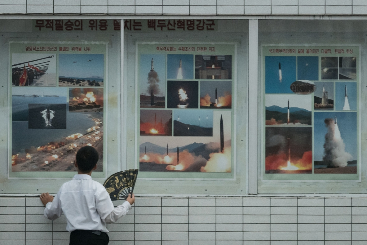 Everyday life in North Korea