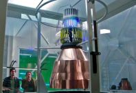 The EmDrive on CBS TV show Salvation