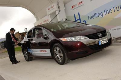 Honda Hydrogen