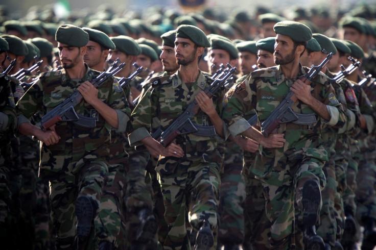 Islamic Revolutionary Guards