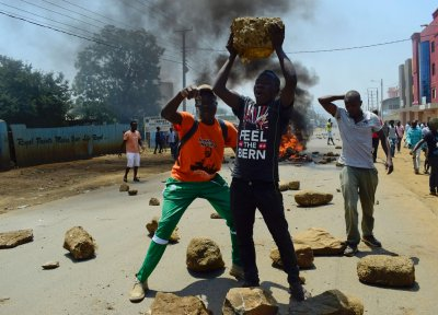 Kenya election protests