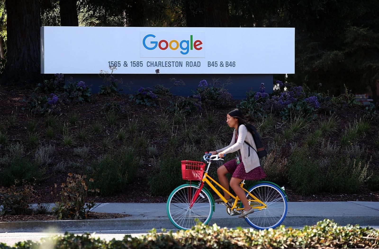 Google discrimination