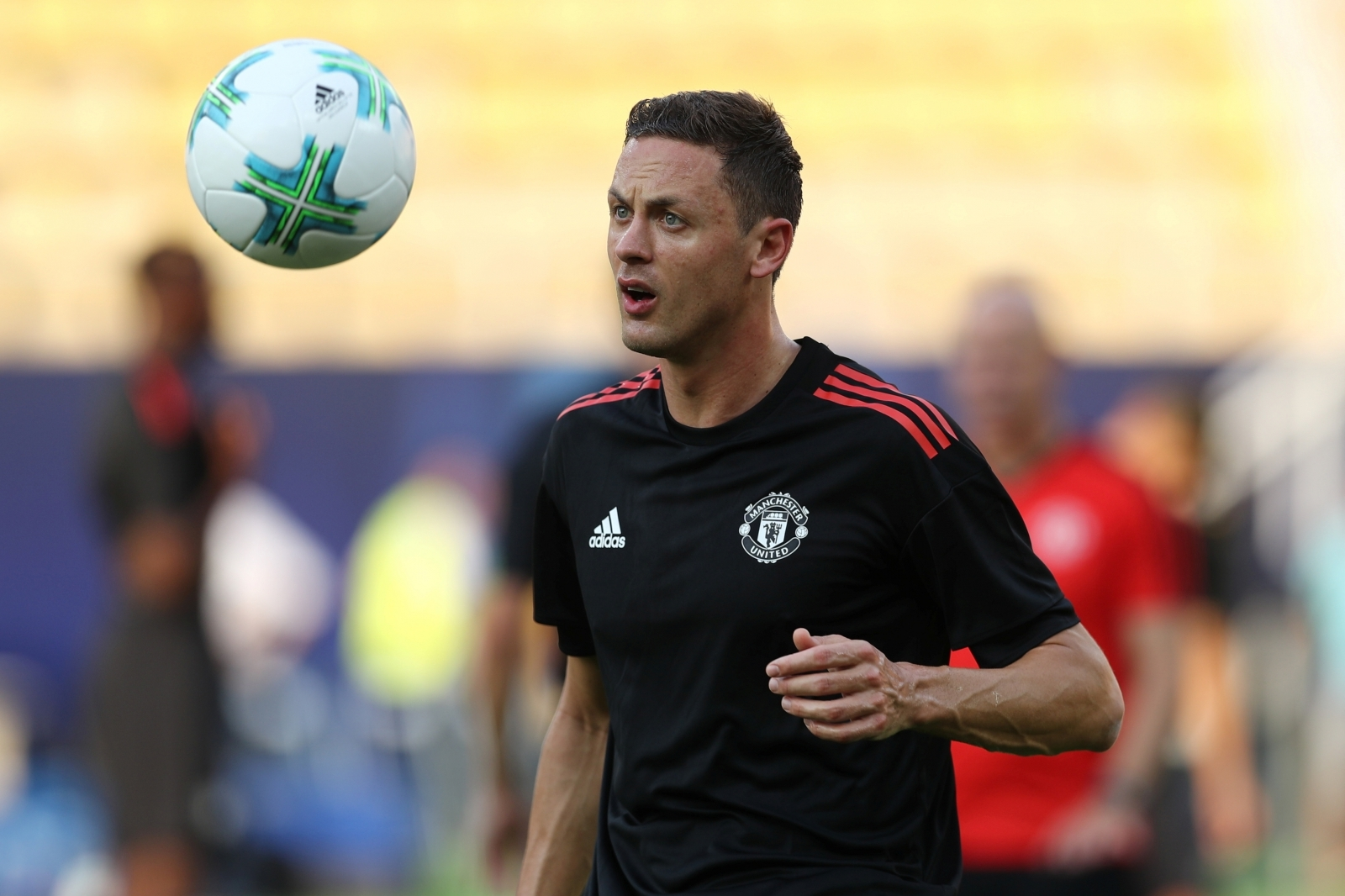 Nemanja Matic says Manchester United are the biggest club ...