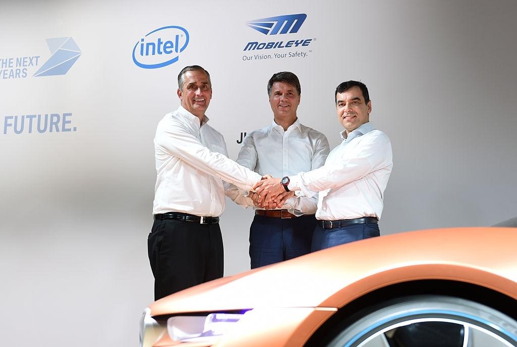 Intel to build 100 L4 autonomous cars