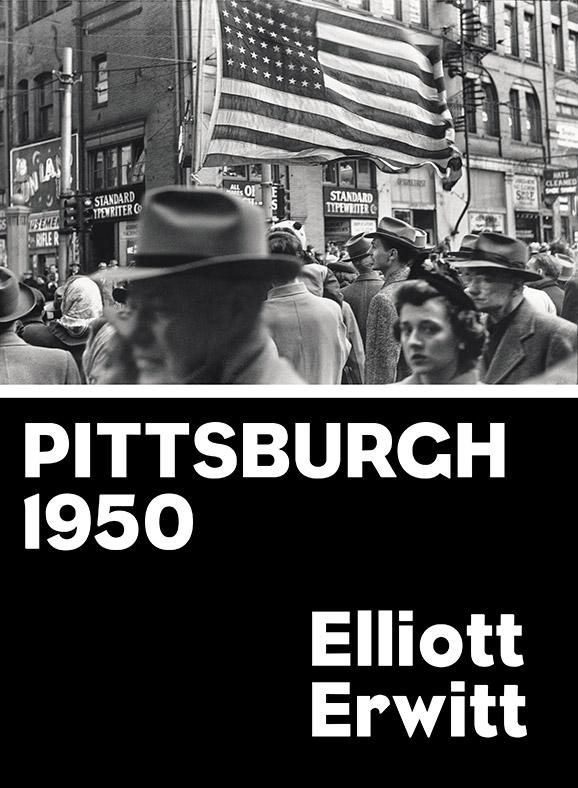 Elliott Erwitt Pittsburgh 1950