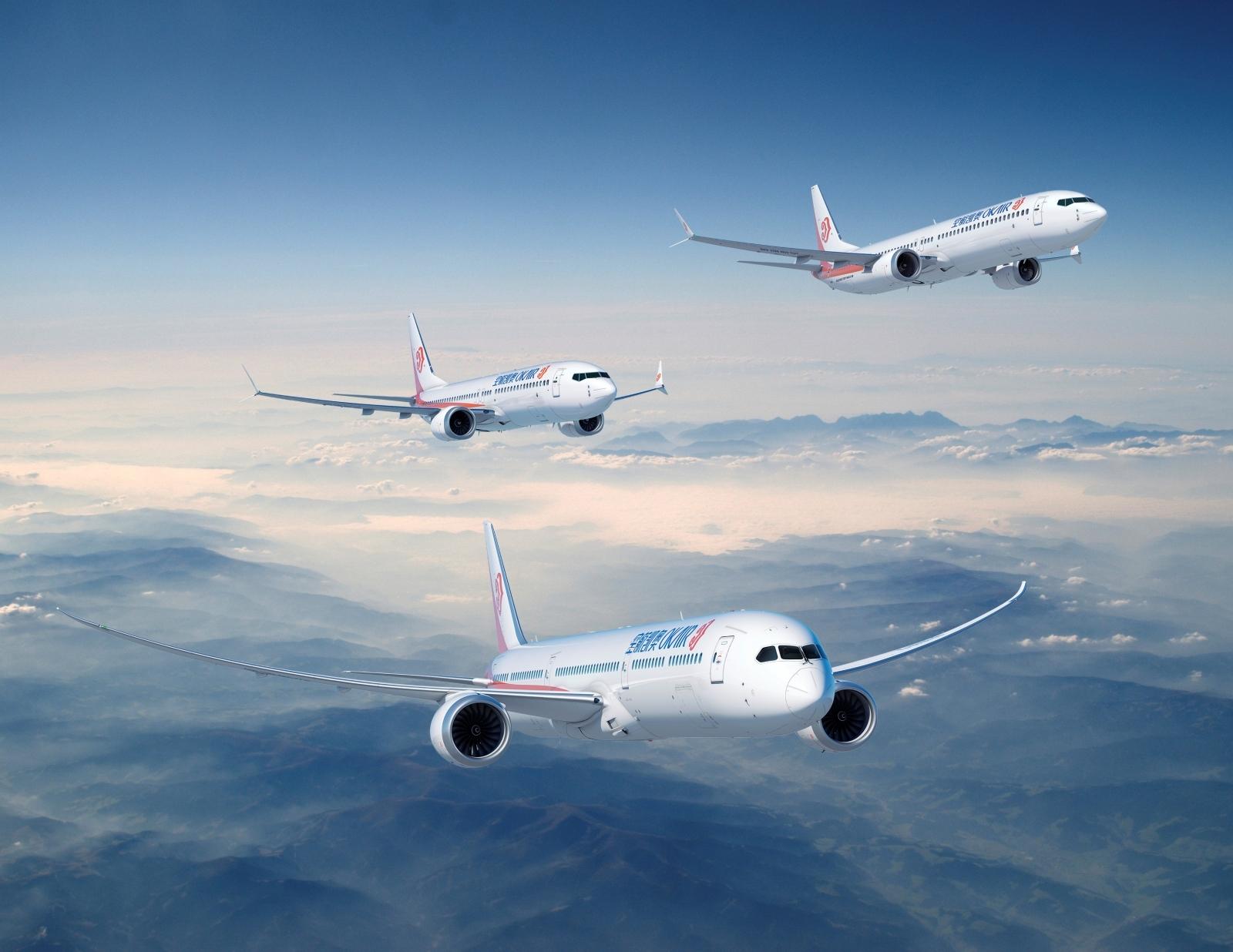 Boeing geese flight trick efficiency
