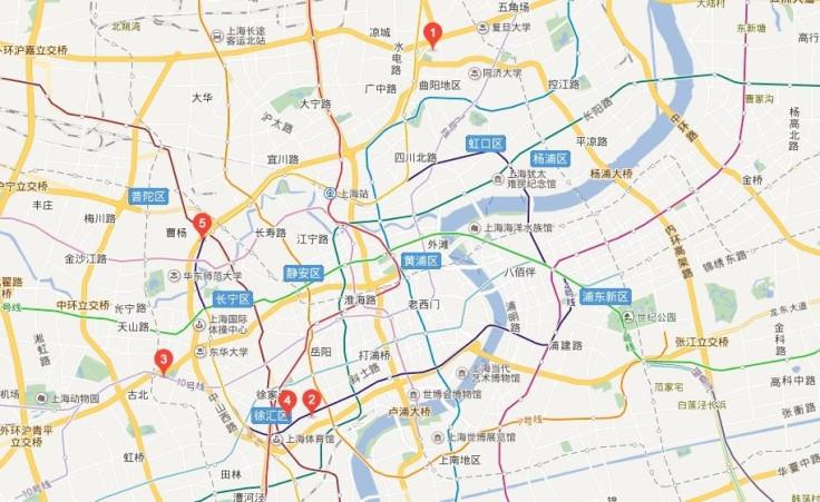 Baidu maps