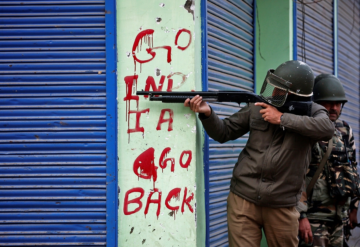 Strike disrupts life a day after civilian killings rock Kashmir