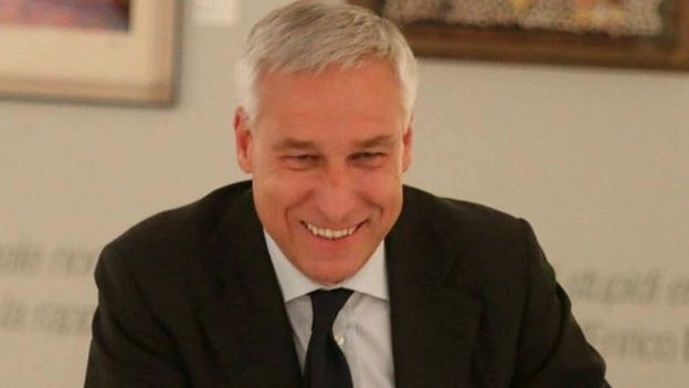 Giorgio Del Ghingaro mayor shorts