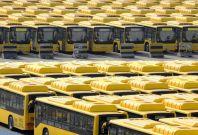China bus crash