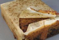 106-year-old fruitcake Antarctica
