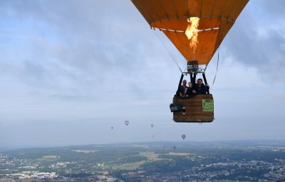 Bristol balloon Fiesta 2017