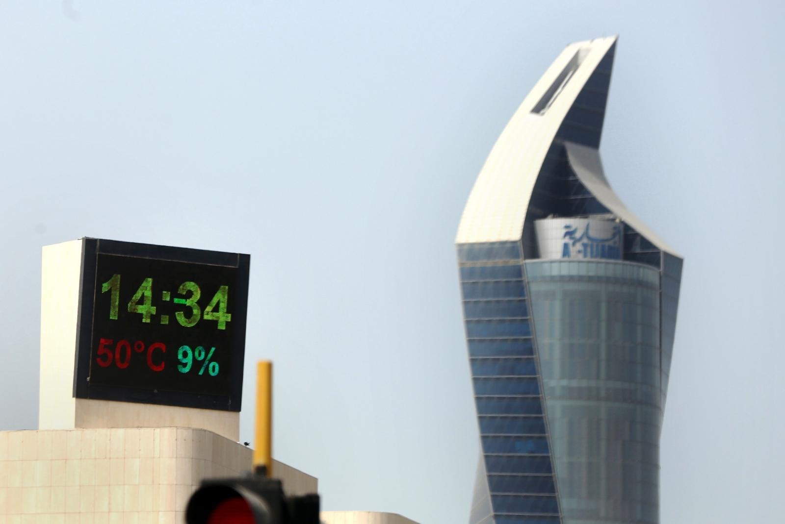 Kuwait heatwave