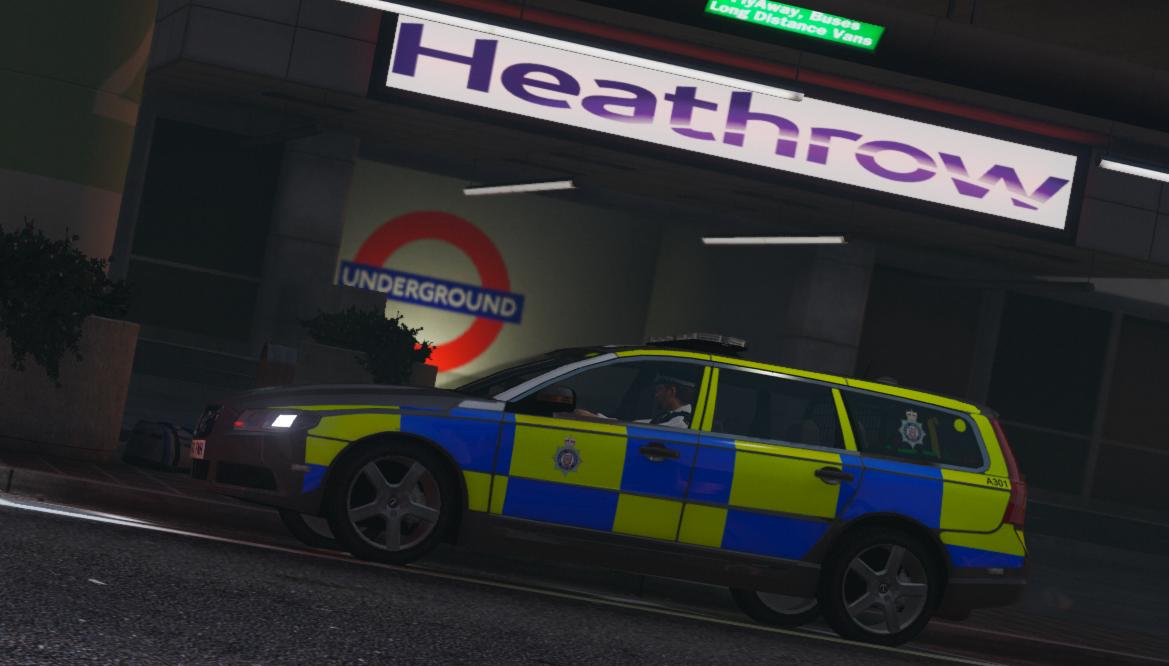 GTA 5 Project London
