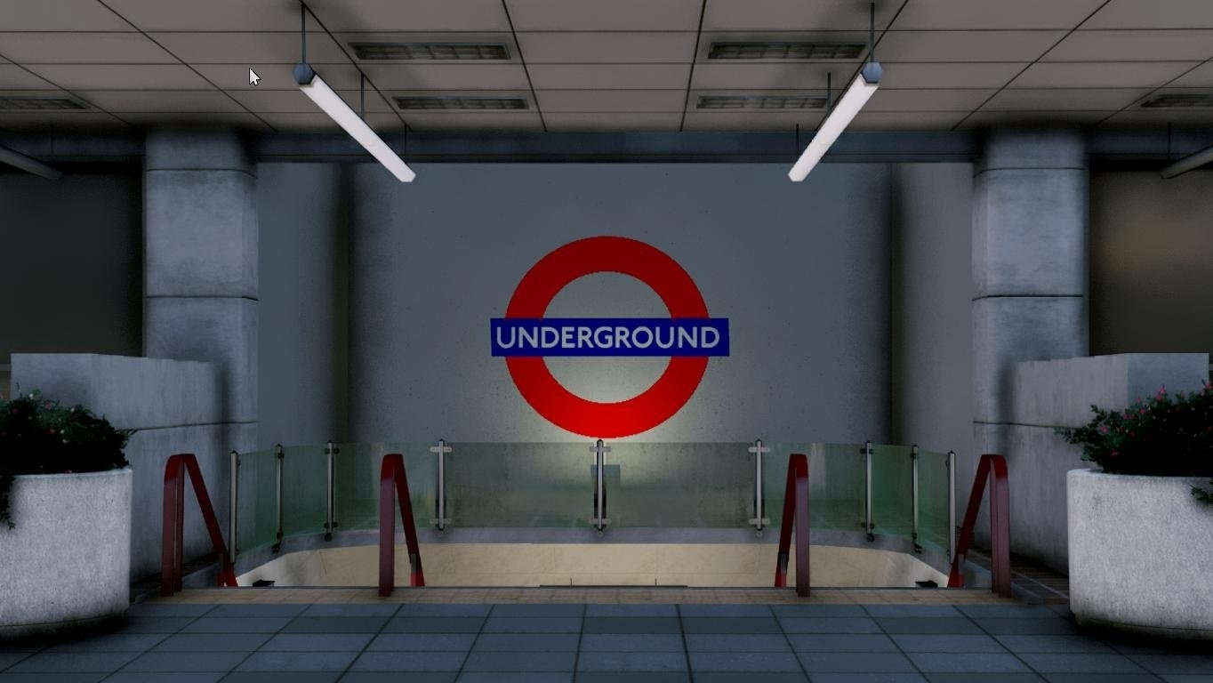 Give Grand Theft Auto the London look with these incredible