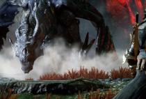 Dragon Age Inquisition art