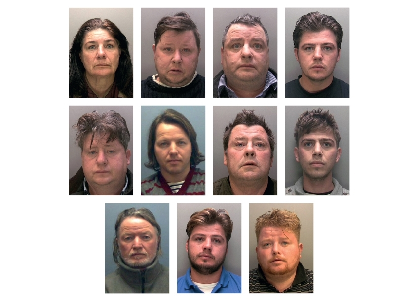 Rooney family slavery lincolnshire