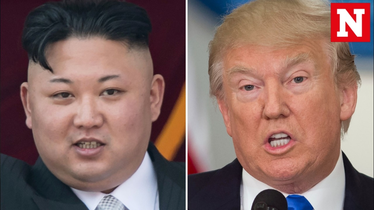 President Trump warns North Korea 'military solutions' are 'locked and loaded'