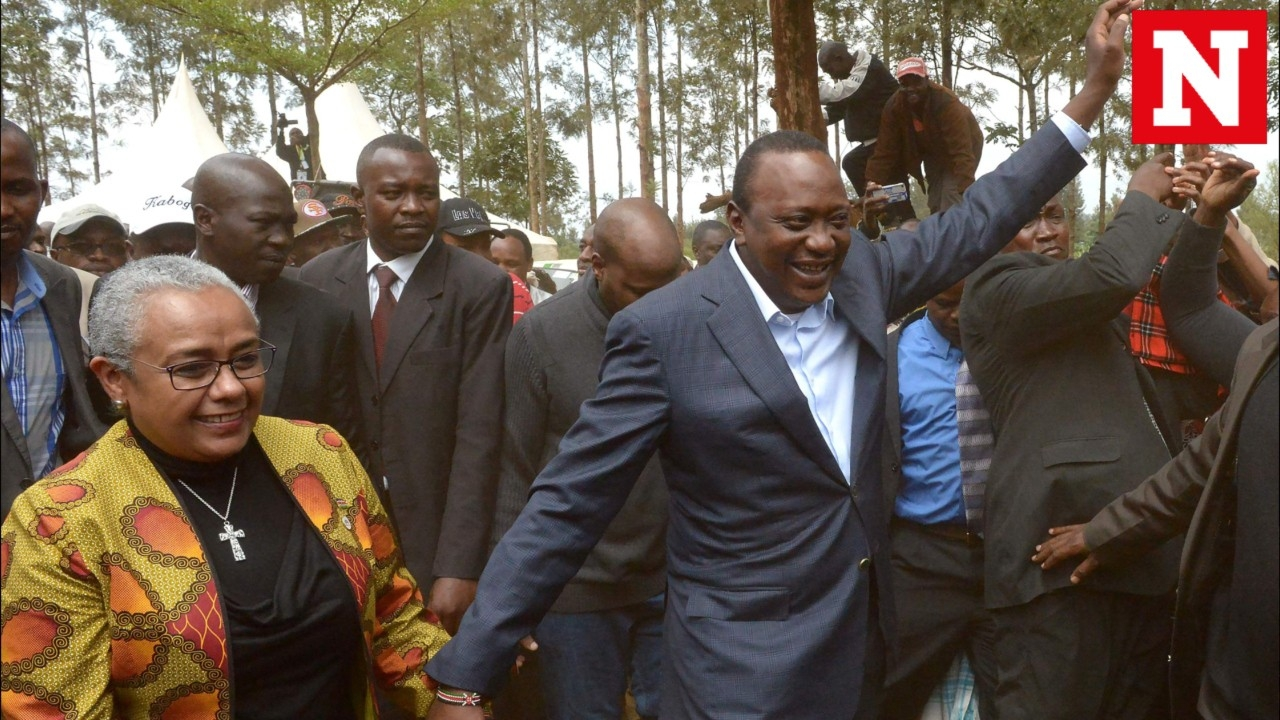 Kenyan President Uhuru Kenyatta re-elected as opposition rejects result