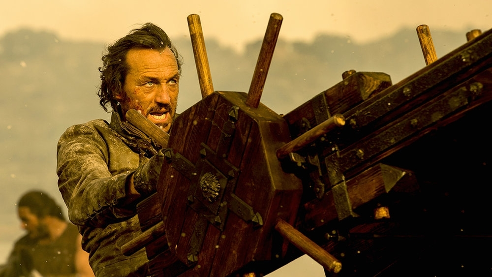 Actor who plays Bronn is paying the price of hurting Drogon!