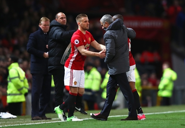 Jose Mourinho ready to offer Luke Shaw for Danny Rose