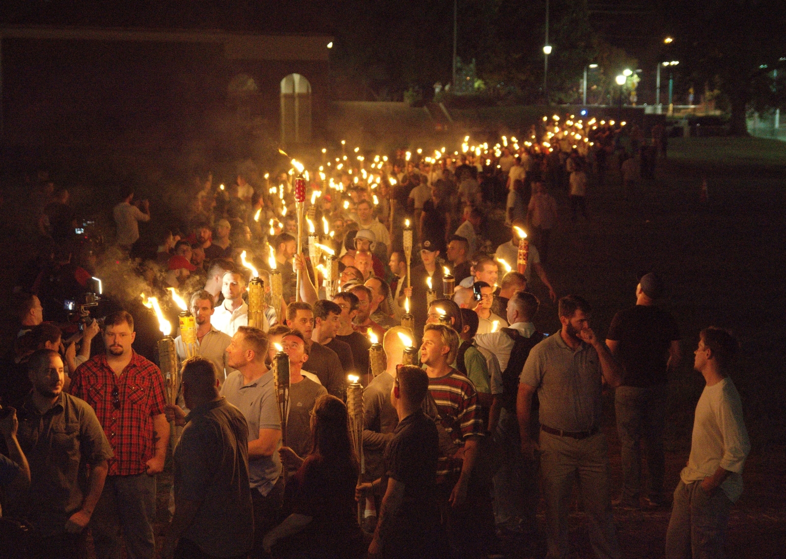University of Virginia march