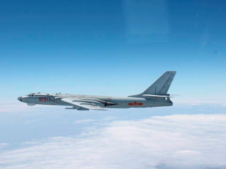 China H-6 bomber