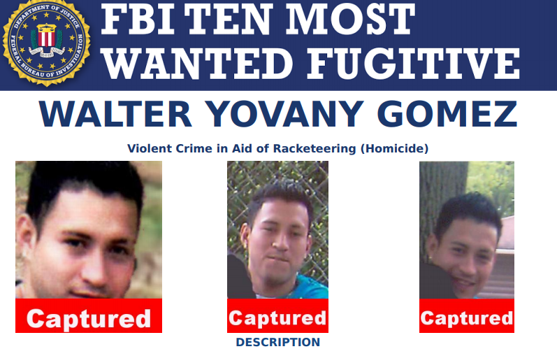 FBI 'Most Wanted' fugitive arrested in Woodbridge after public tips