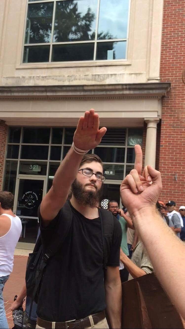 Nazi Charlottesville