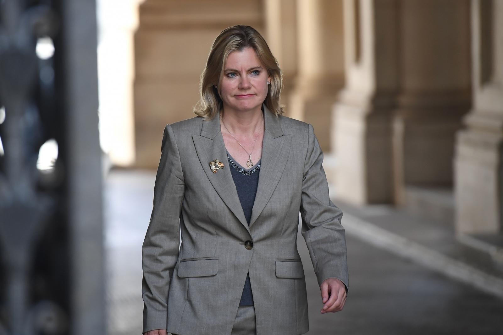 Education Secretary Justine Greening