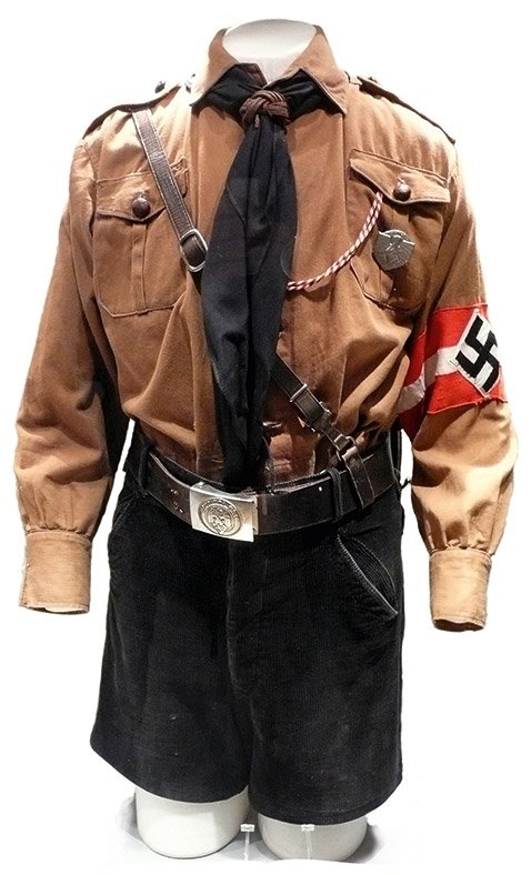 Hitler Youth uniform