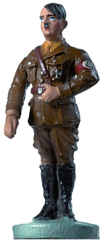 Hitler action figure