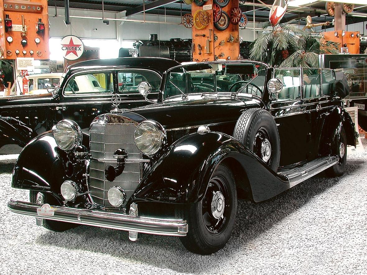 Hitlers Mercedes