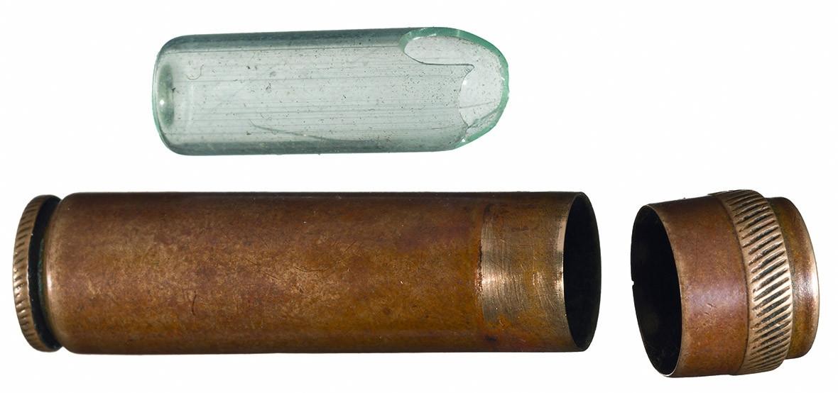 cyanide capsule