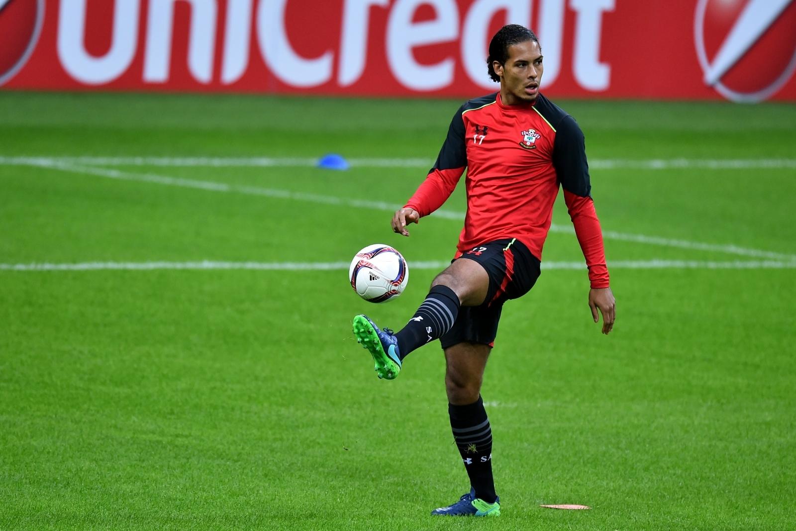 Liverpool, Arsenal target Van Dijk furiously demands Southampton sale