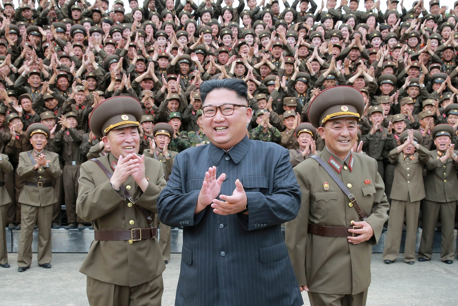 North Korea Guam strike threat