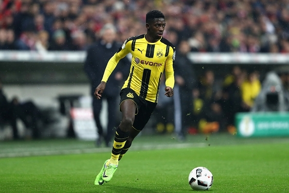 No further Barcelona offer for Borussia Dortmund's Ousmane Dembele