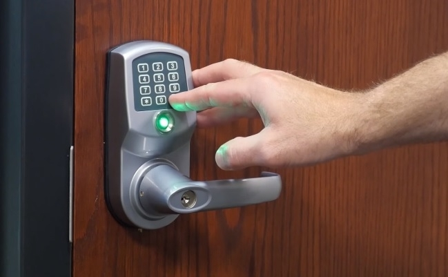 RemoteLock smart door lock