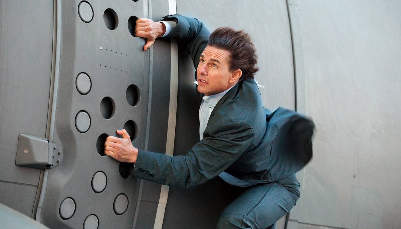 Mission Impossible Tom Cruise