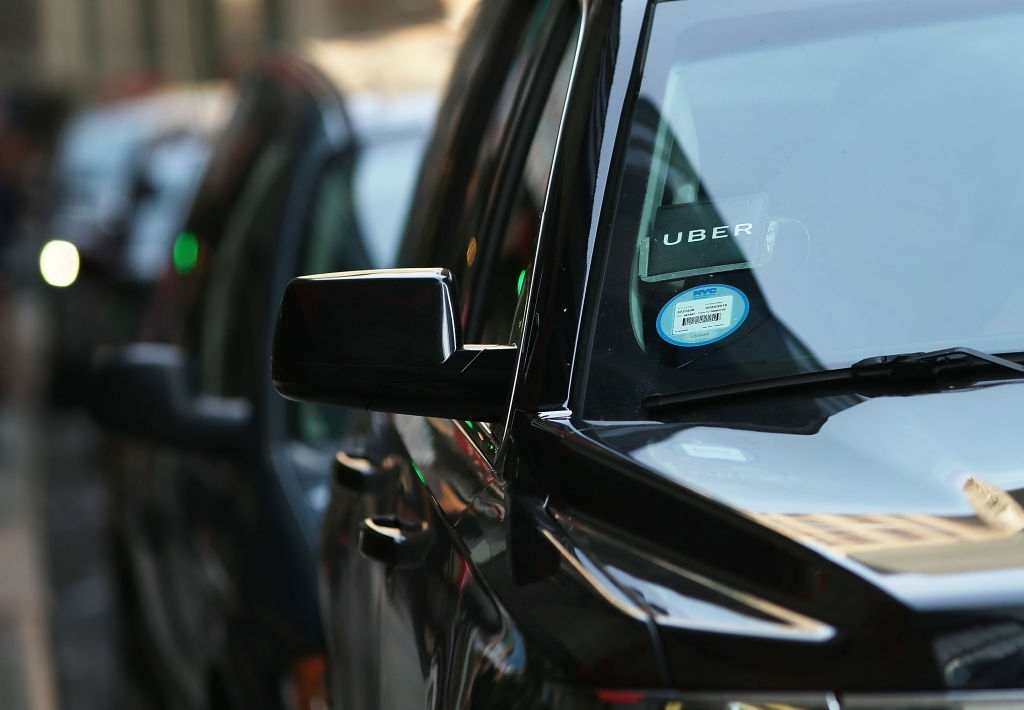 Uber introducing tipping for UK drivers