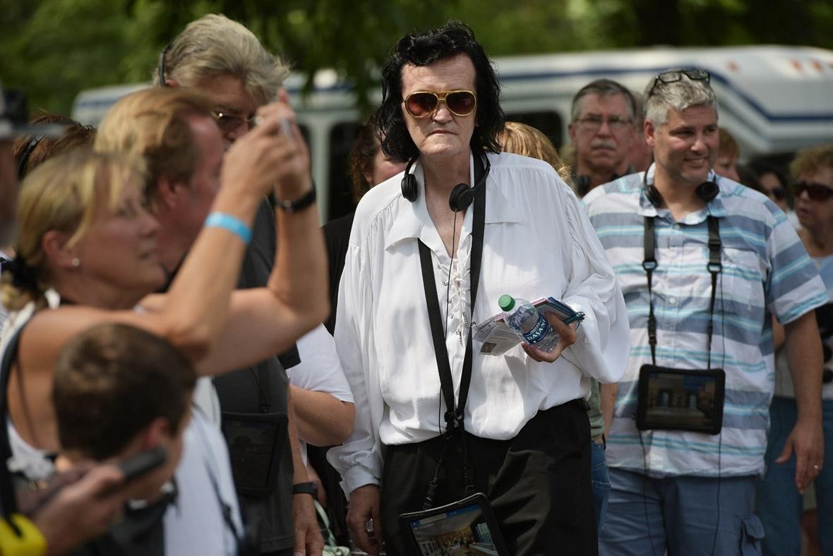 Elvis Presley death anniversary Memphis