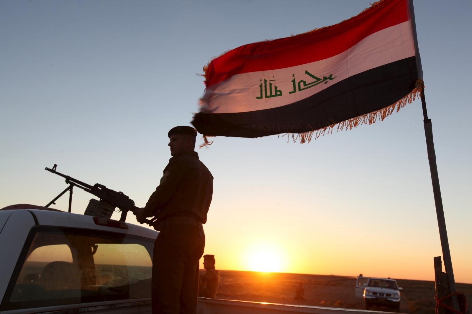 Saudi Arabia Iraq border