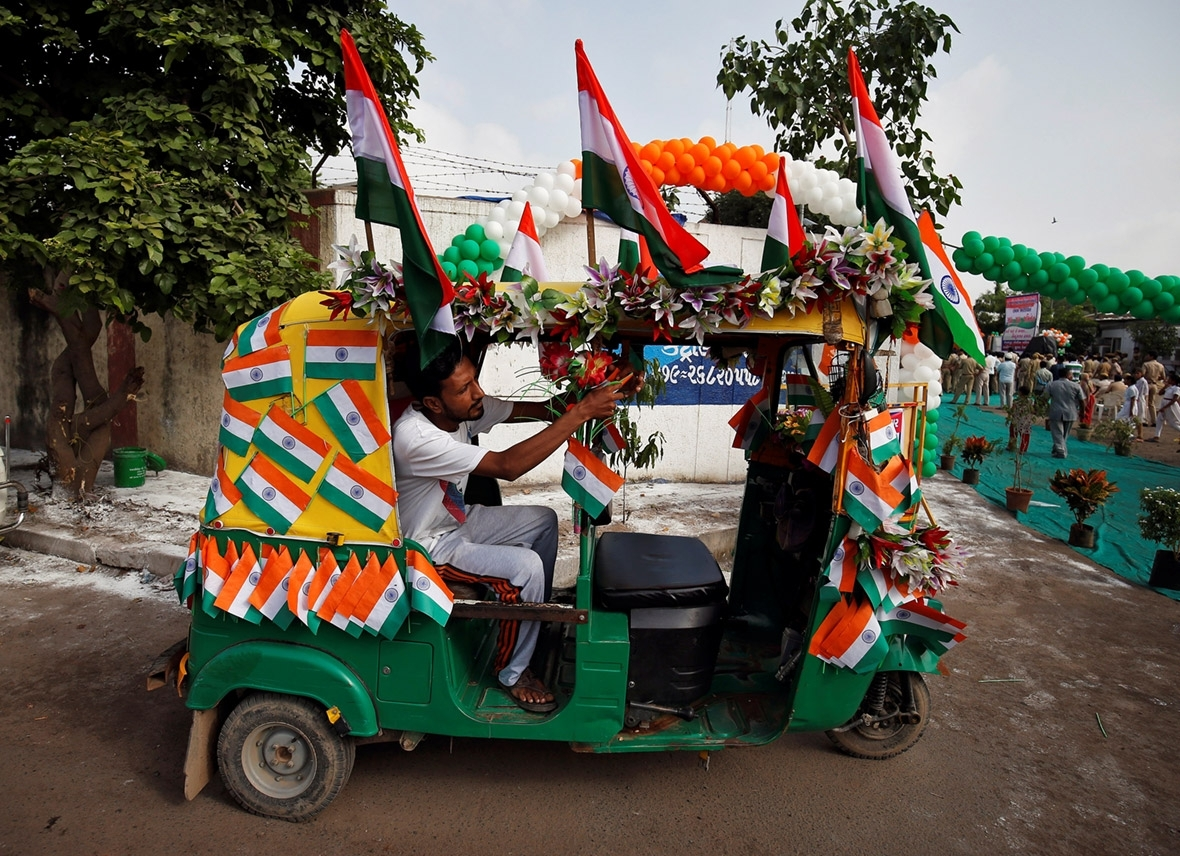 India Independence Day 2017
