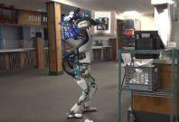 Boston dynamics robot fail